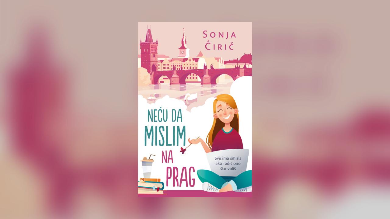 """You are currently viewing Sa lica mesta: Nagrada Politikinog Zabavnika za roman """"Neću da mislim na Prag"""" Sonje Ćirić u izdanju Lagune"""
