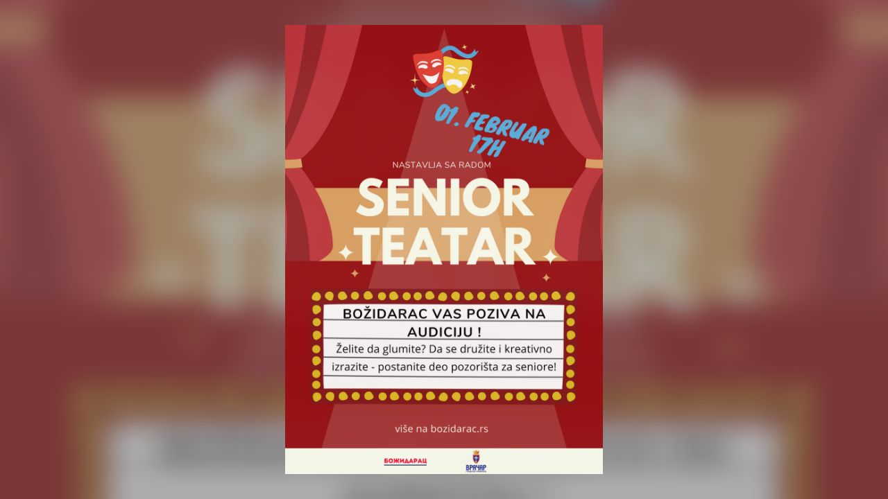 senior teatar