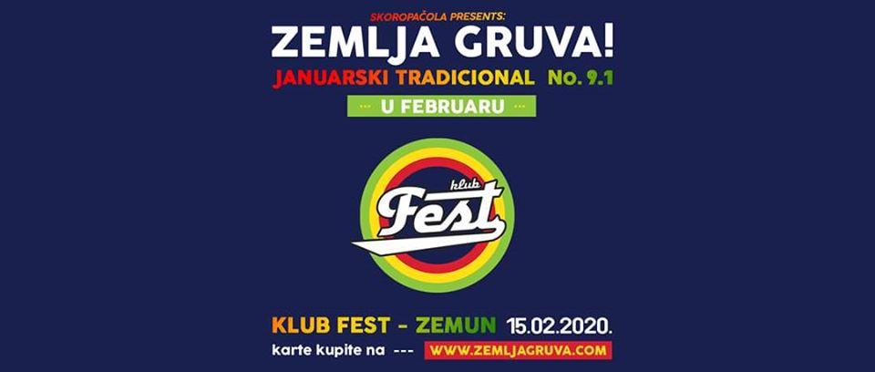 Zemlja Gruva _ Fest