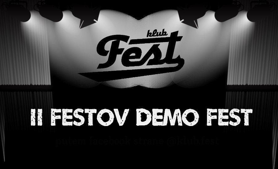 Drugi Festov Demo Fest