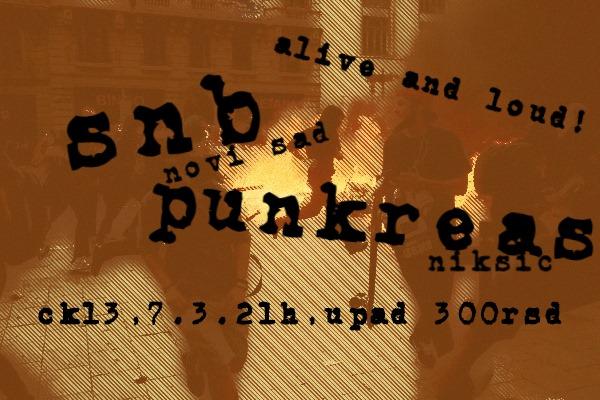 SNB i Punkreas