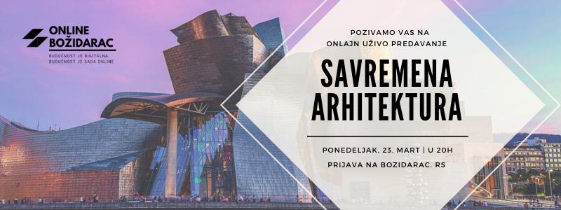 Savremena arhitektura
