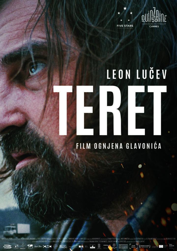 Filmska projekcija Teret – SKC Kragujevac