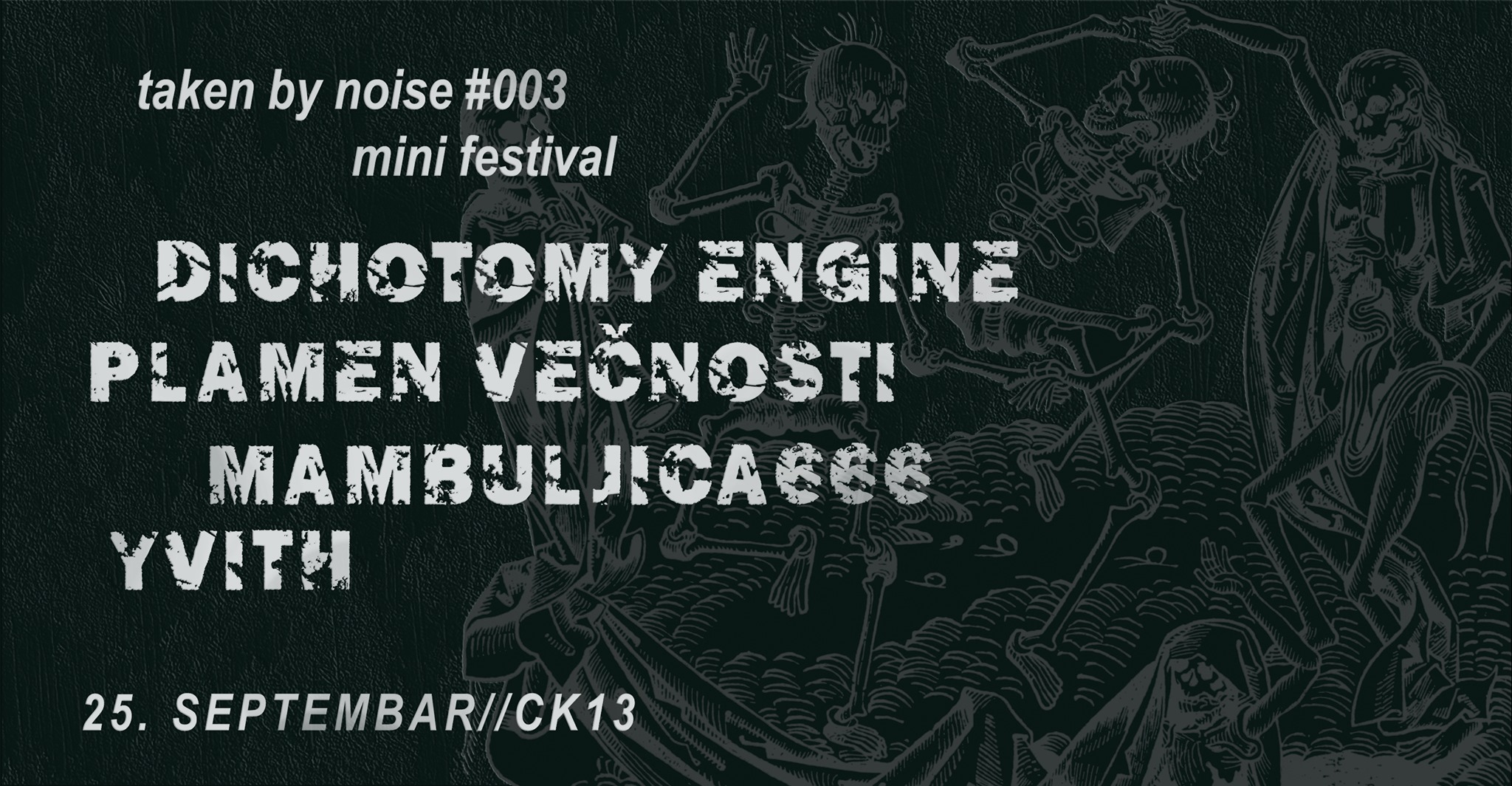 festival eksperimentalne muzike