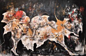"""Read more about the article Izložba Teodore Stojanović u galeriji Atrijum """"Sloboda ili privid VII"""""""