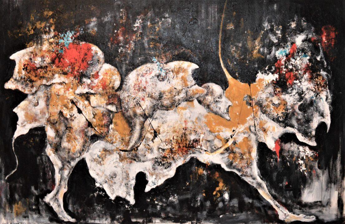 """Izložba Teodore Stojanović u galeriji Atrijum """"Sloboda ili privid VII"""""""
