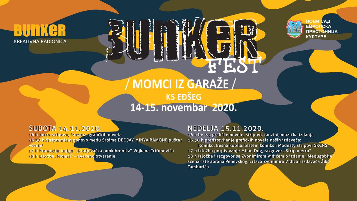 bunker fest