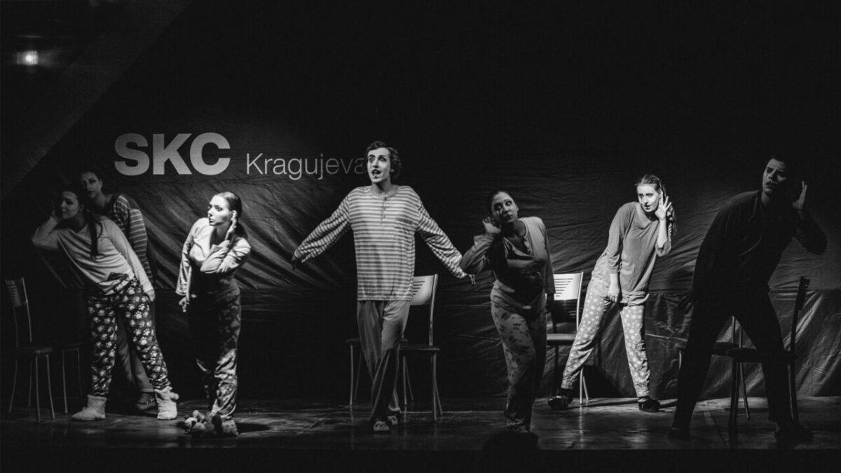 Otvorena proba – Izolacione vežbe – SKC Kragujevac