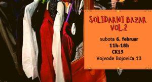 Read more about the article Solidarni bazar u Crnoj kući