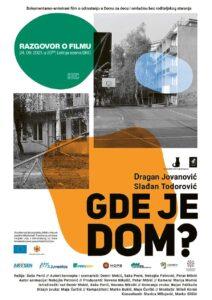 Read more about the article Projekcija i razgovor o filmu – Gde je dom?