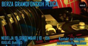 Read more about the article Berza gramofonskih ploča u Kuglašu