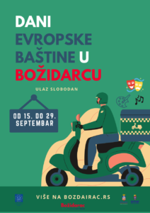 Read more about the article Dani evropske baštine u Božidarcu